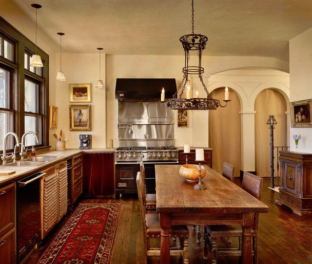 How To Area Rugs In The Kitchen Main Street Oriental Rugs