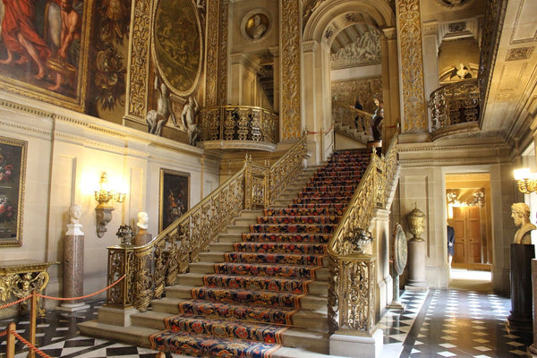 Chatsworth House - A Guide On Stair Runners