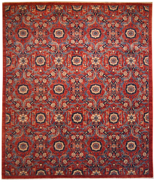 8x9.10 Transitional Bidjar - Main Street Oriental Rugs - 1