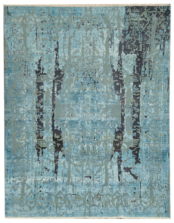 7.9x10 Langston - Main Street Oriental Rugs