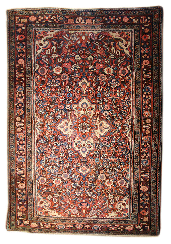 4.8x6.10 Persian Malayer - Main Street Oriental Rugs