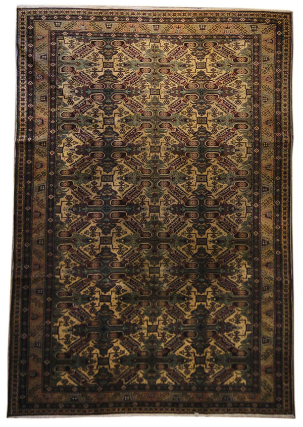 6.5x9.6 Antique Kaysere - Main Street Oriental Rugs