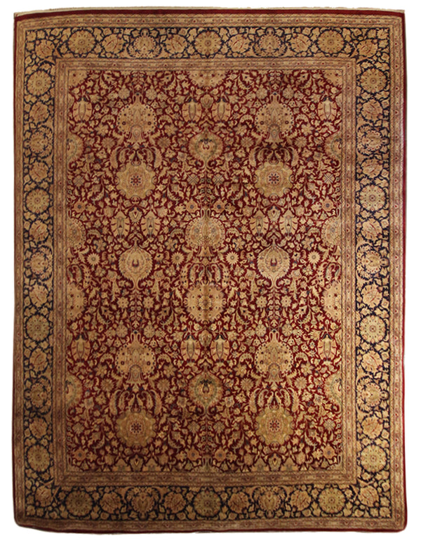 9x12 Pakistani-Persian Himalayan Collection - Main Street Oriental Rugs