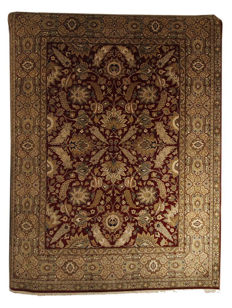 9x12 Indo Raj Collection - Main Street Oriental Rugs