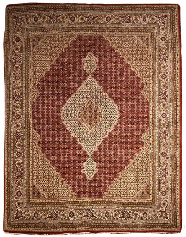 8.1x10.6 Finest Noble House Collection - Main Street Oriental Rugs