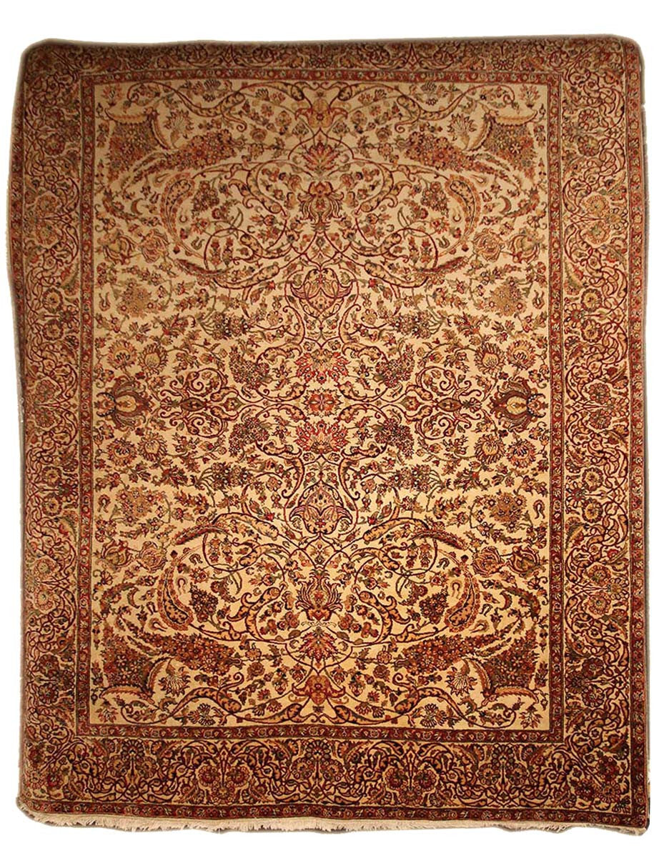 8x9.9 Finest Persian Noble House Collection - Main Street Oriental Rugs