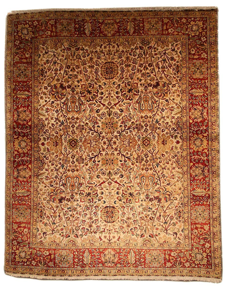 8.3x10.6 Finest Noble House Collection - Main Street Oriental Rugs