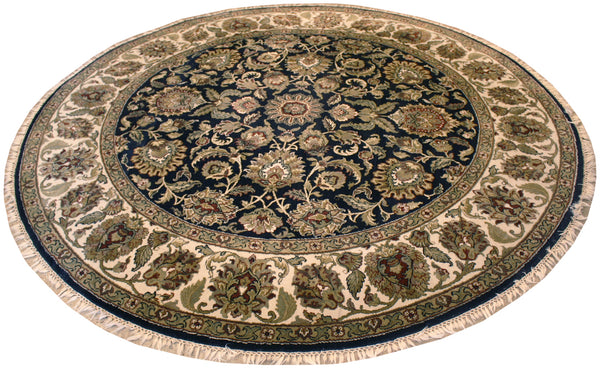 8' Indian Agra - Round