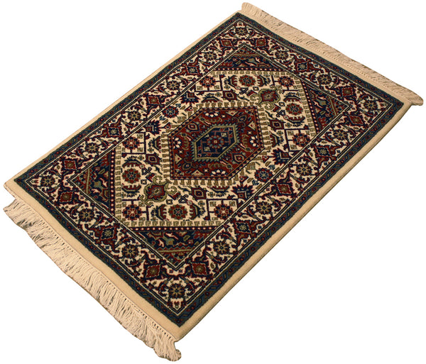 2.1x3 Indian Tabriz Mahi