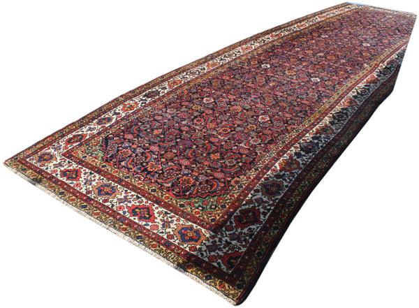 5.8x19.5 Antique Persian Malayer