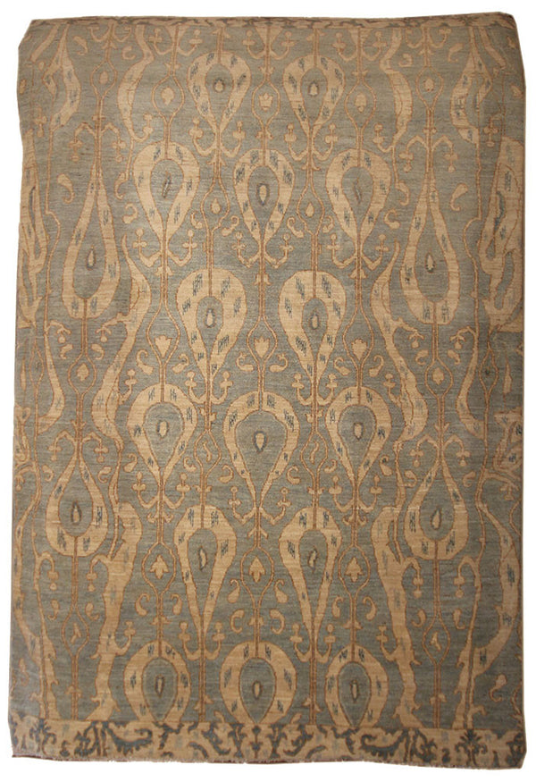 6x9 Tranisitional - Main Street Oriental Rugs