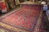 9.9x14.5 Antique Persian Lavar Kerman - Main Street Oriental Rugs - 1