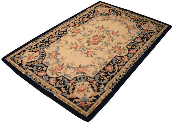 4x6 Tufted Hooked Rug