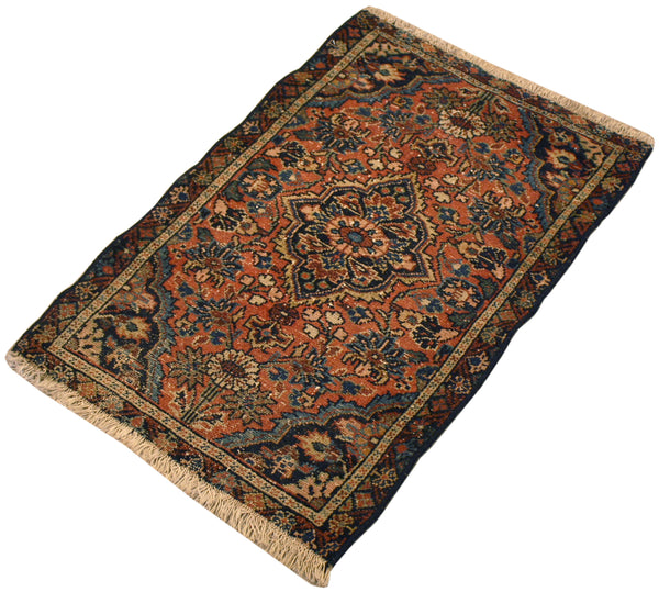2x3 Antique Persian