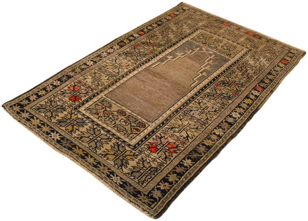 3.4x5.3 Antique Persian Baluch