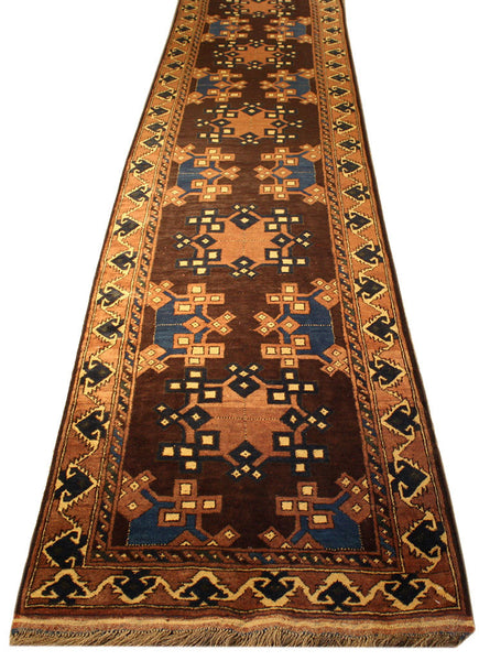 2.7x12 Tribal - Main Street Oriental Rugs - 1