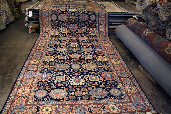 6.1x15.7 Persian Design - Main Street Oriental Rugs - 1