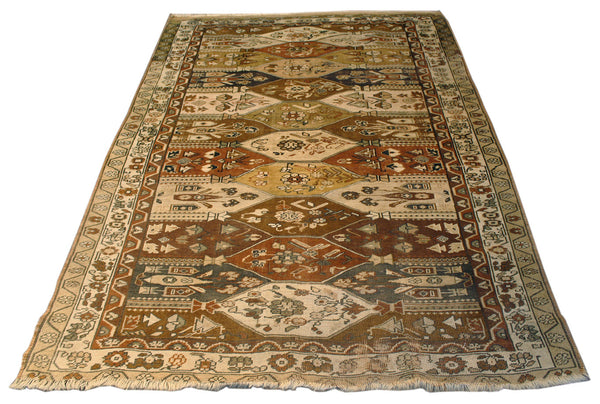 4.7x6.6 Turkish - Main Street Oriental Rugs - 1