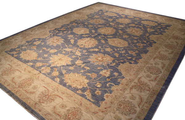 8.10x11.6 Sultanabad - Main Street Oriental Rugs - 1