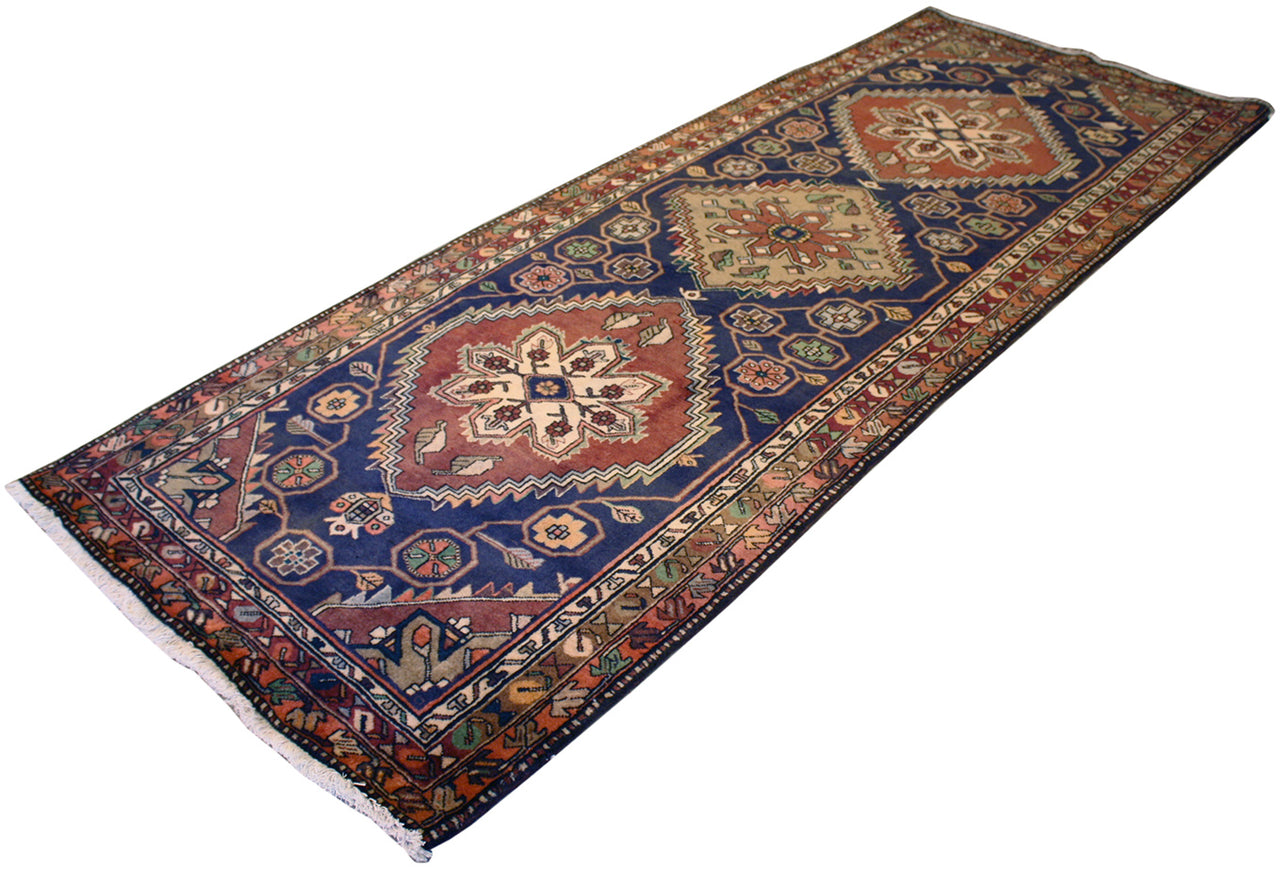3.5x9.3 Persian Tribal Runner