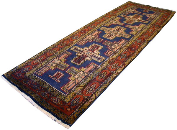 3.5x10.5 Persian Tribal Runner