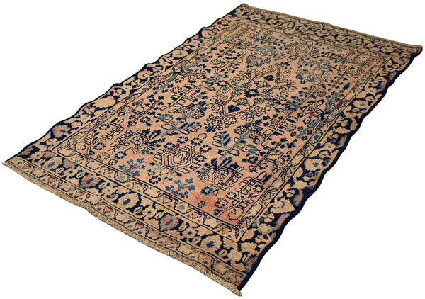 3.10x6.4 Antique Persian Lilihan