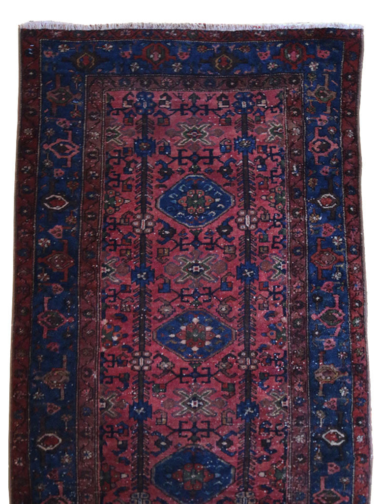 4x5.6 Antique Persian - Main Street Oriental Rugs