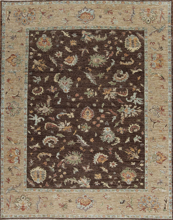 8.1x10.2 Secret Garden - Main Street Oriental Rugs