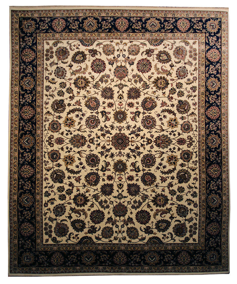 7.10x9.10 Finest Persian Design - Main Street Oriental Rugs