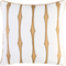 Candice Olsen Graphic Stripe pillow