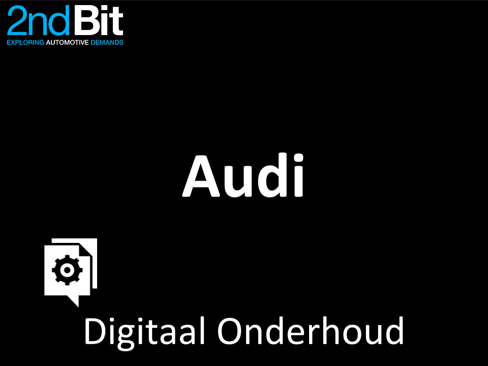 Audi Digital Service Record