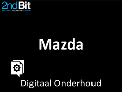 Mazda Digital Service Record