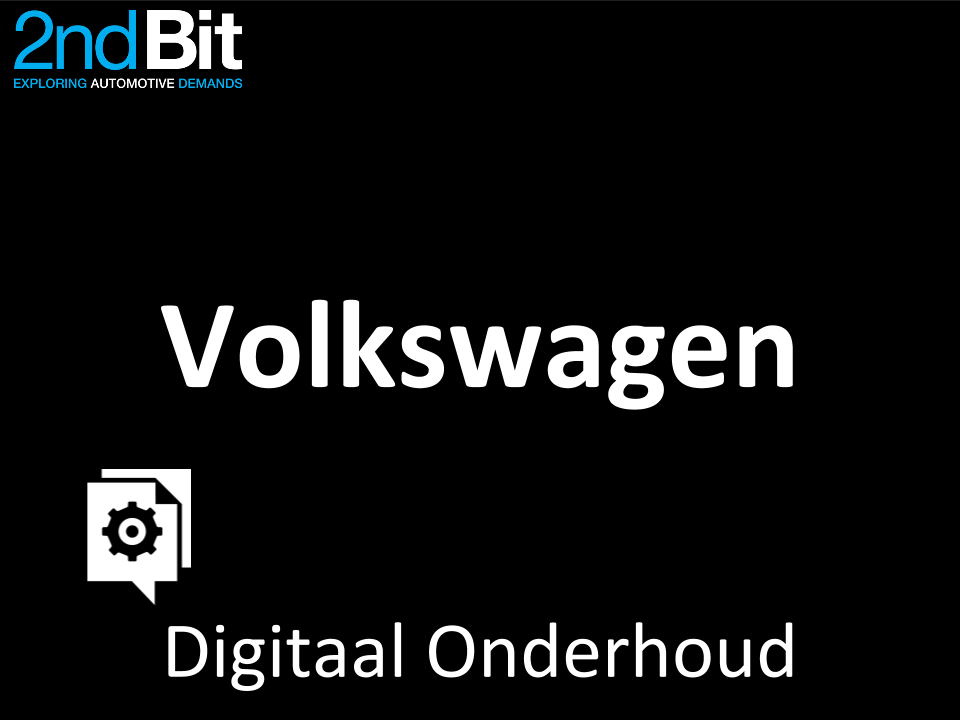 Volkswagen Digital Service Record
