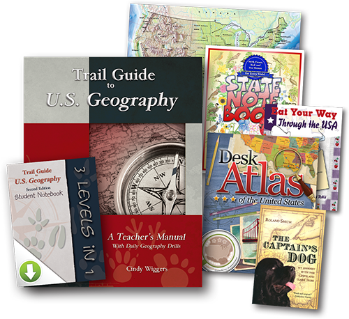 U.S. Geography Packages