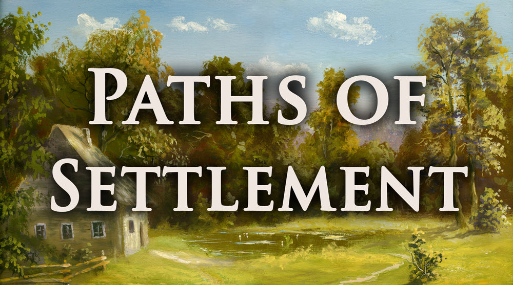 Paths of Settlement