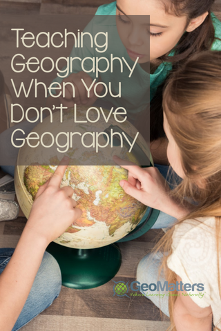 5 Tips for Teaching Geography #homeschool #geography #TrailGuidetoGeography