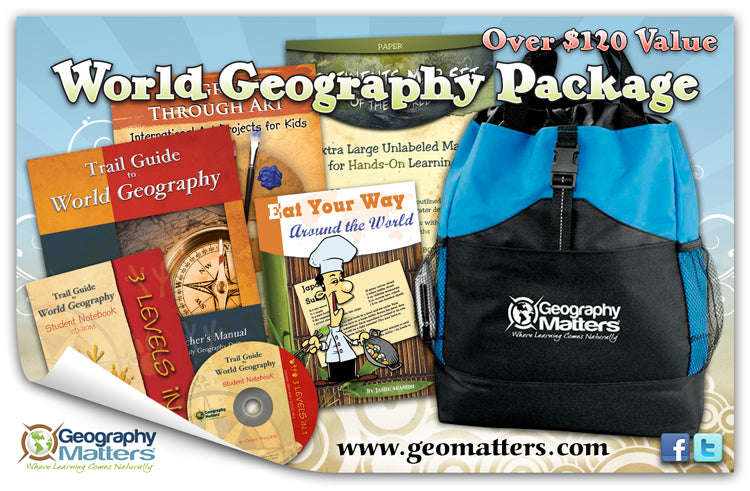 GeoMatters Giveaway