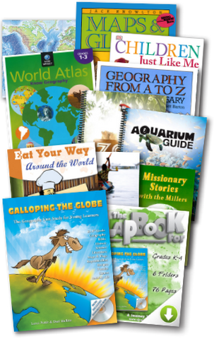 Galloping the Globe Bundle