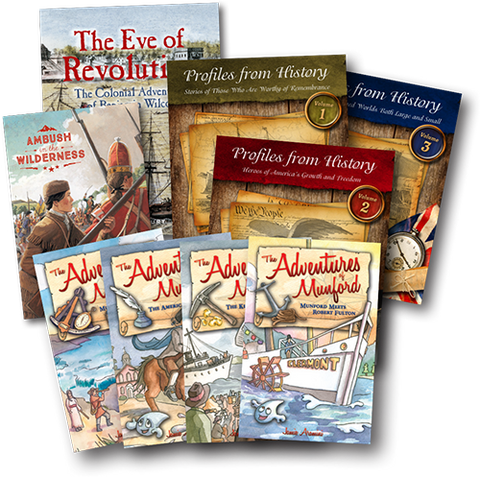 American History Bundle - Free Shipping