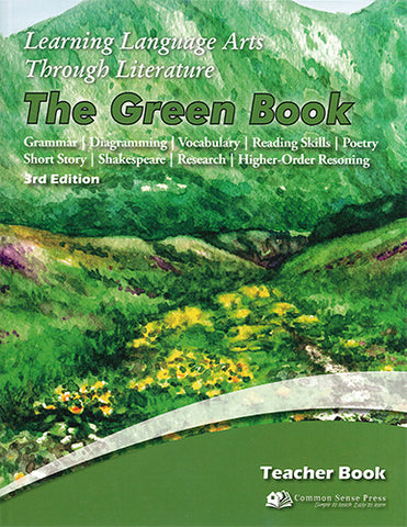 LLATL - Green Teacher Book (3rd Ed.)