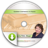 Debbie Strayer's Gaining Confidence to Teach Seminar
