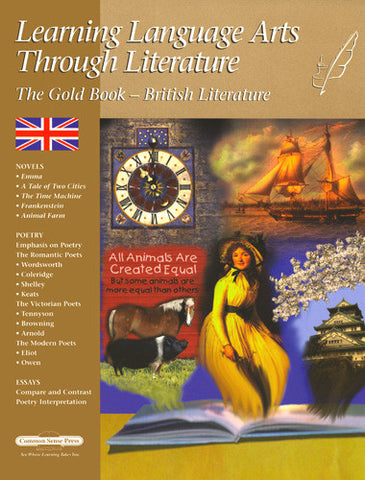 The Gold Book - British Literature