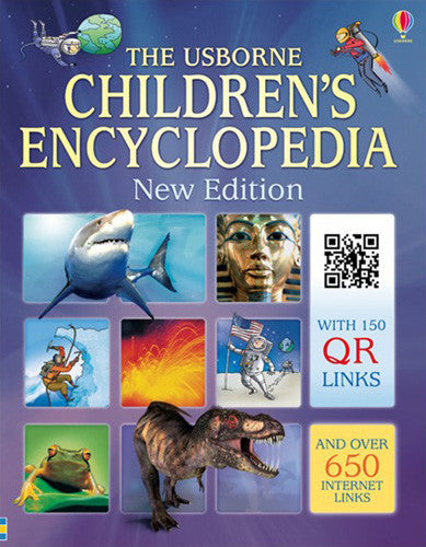 The Usborne Children's Encyclopedia