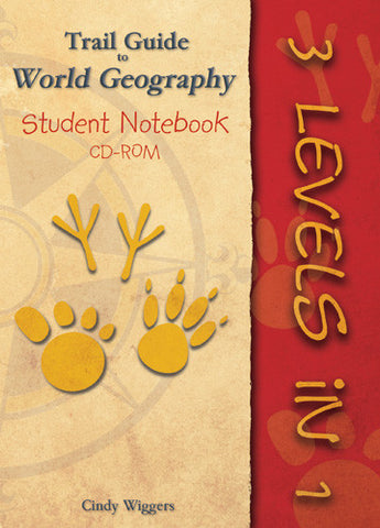 Trail Guide to World Geography Student Notebook