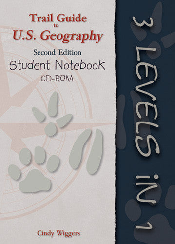 Trail Guide to U.S. Geography Student Notebook