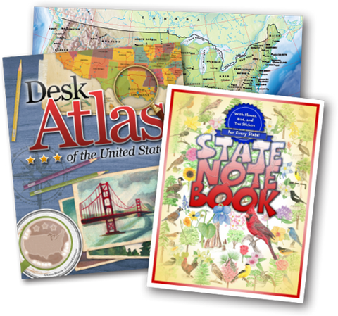 Desk Atlas Bundle