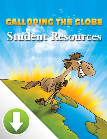 Galloping the Globe Student Resources
