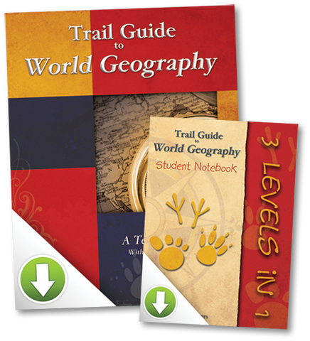Digital World Geography Package