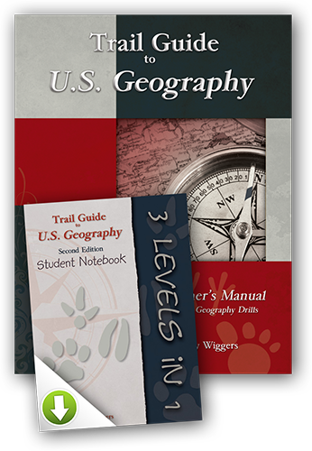 U.S. Geography Package