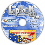 Cantering the Country Lapbook